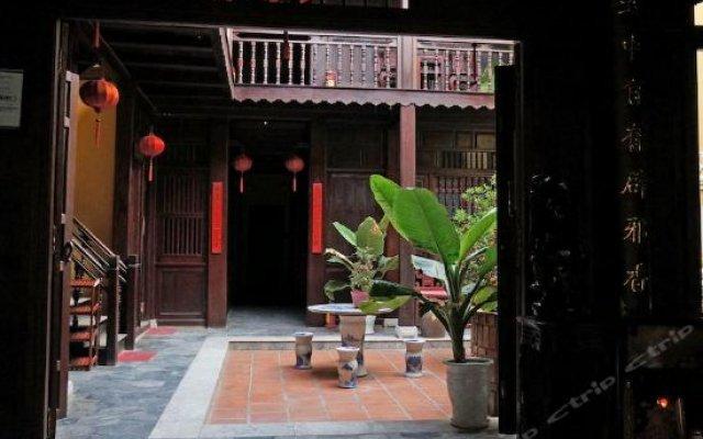 Vinh Hung Heritage Hotel вид на фасад