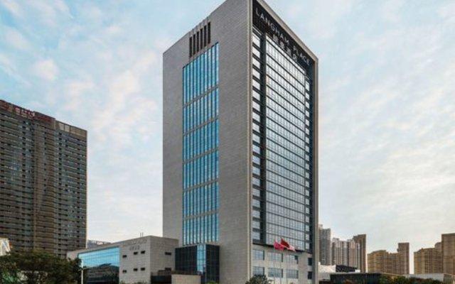 Отель Langham Place Xiamen Китай, Сямынь - отзывы, цены и фото номеров - забронировать отель Langham Place Xiamen онлайн вид на фасад