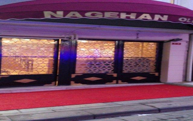 Nagehan Hotel Old City вид на фасад