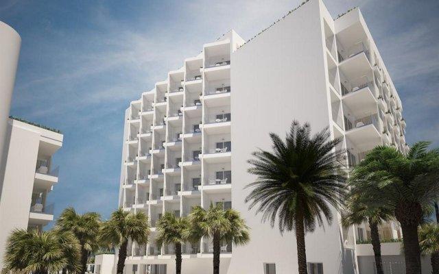 Отель Ayron Park вид на фасад