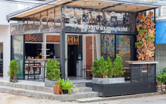Отель Journey Guesthouse Таиланд, Пхукет - отзывы, цены и фото номеров - забронировать отель Journey Guesthouse онлайн вид на фасад