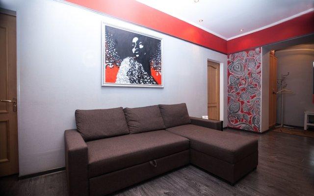 Отель Kvart Boutique Novoslobodskiy Москва комната для гостей