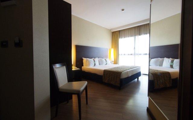 Отель Holiday Inn Turin Corso Francia Италия, Турин - отзывы, цены и фото номеров - забронировать отель Holiday Inn Turin Corso Francia онлайн комната для гостей