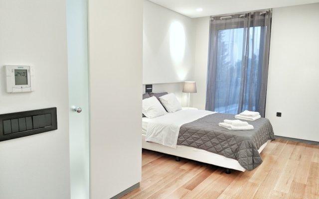 Апартаменты Verde Apartments комната для гостей