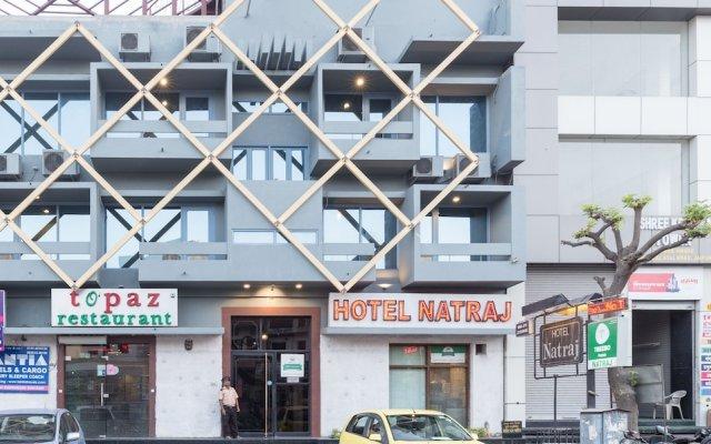 Hotel Natraj вид на фасад