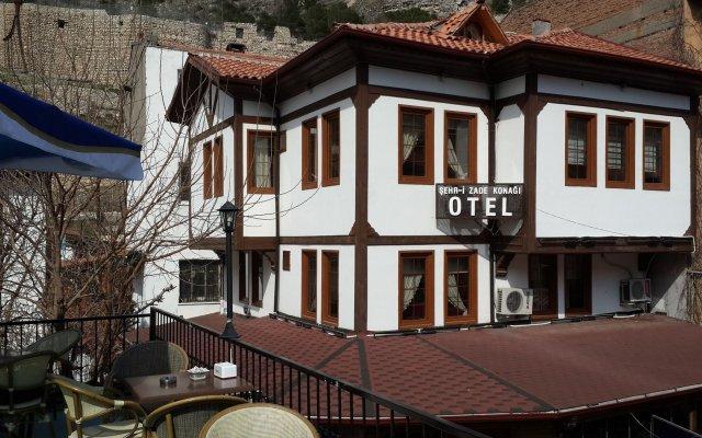 Sehrizade Konagi Турция, Амасья - отзывы, цены и фото номеров - забронировать отель Sehrizade Konagi онлайн вид на фасад