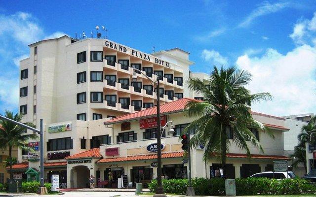 Отель Grand Plaza Hotel Гуам, Тамунинг - 1 отзыв об отеле, цены и фото номеров - забронировать отель Grand Plaza Hotel онлайн вид на фасад