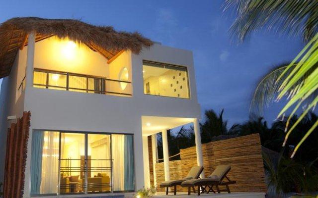 Отель El Dorado Maroma Gourmet All Inclusive by Karisma, Adults Only вид на фасад