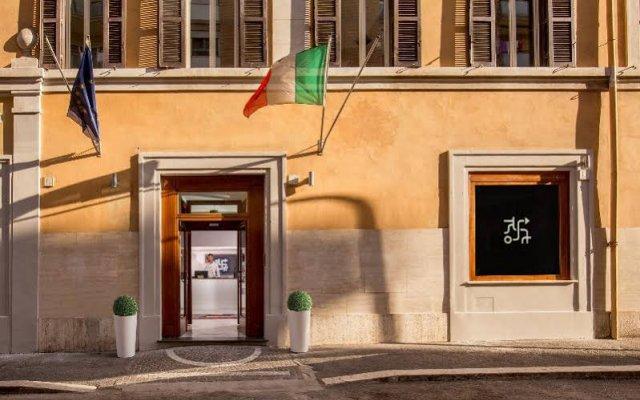 Отель Primus Roma Италия, Рим - отзывы, цены и фото номеров - забронировать отель Primus Roma онлайн вид на фасад