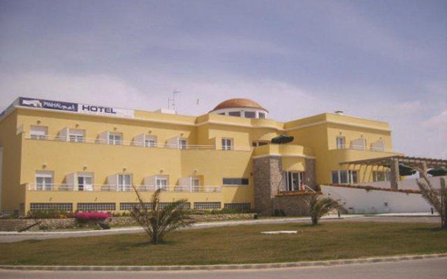 Hotel Pinhalmar вид на фасад