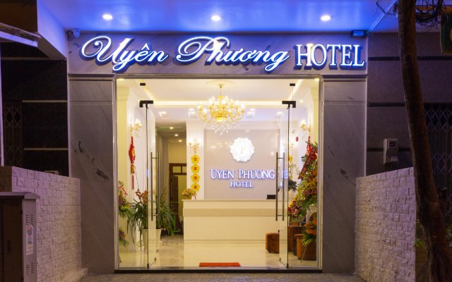 Uyen Phuong Hotel Далат вид на фасад