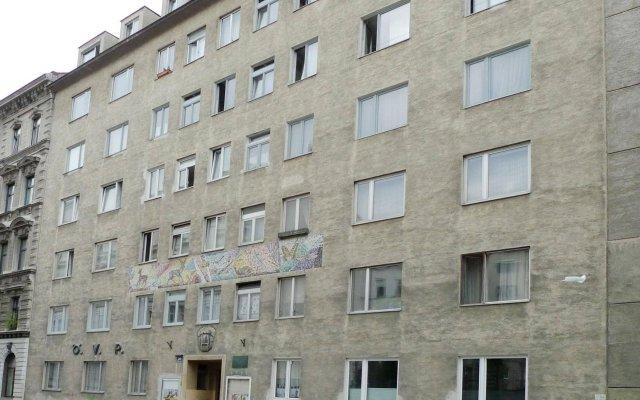 Отель Center Австрия, Вена - отзывы, цены и фото номеров - забронировать отель Center онлайн вид на фасад