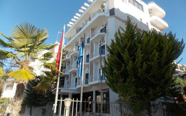Отель New Heaven Албания, Саранда - отзывы, цены и фото номеров - забронировать отель New Heaven онлайн вид на фасад
