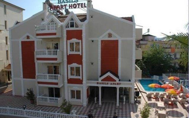 Basil's Apart Hotel Турция, Мармарис - отзывы, цены и фото номеров - забронировать отель Basil's Apart Hotel онлайн вид на фасад