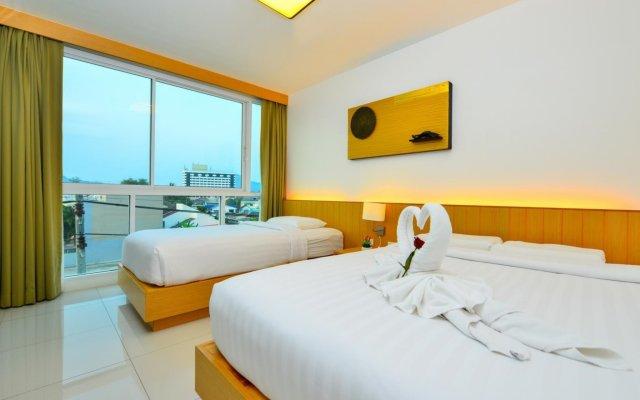 Отель Modern Thai Suites Таиланд, Пхукет - отзывы, цены и фото номеров - забронировать отель Modern Thai Suites онлайн комната для гостей