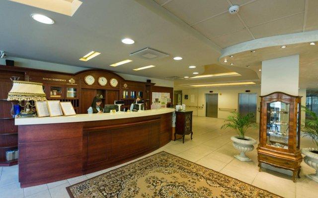 Отель Royal Spa Residence интерьер отеля