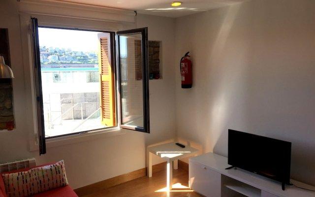 Отель Apartamento Aquarium Испания, Сан-Себастьян - отзывы, цены и фото номеров - забронировать отель Apartamento Aquarium онлайн комната для гостей