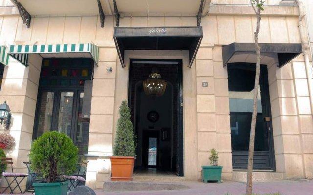 Galata Cicek Suites Hotel Турция, Стамбул - отзывы, цены и фото номеров - забронировать отель Galata Cicek Suites Hotel онлайн вид на фасад