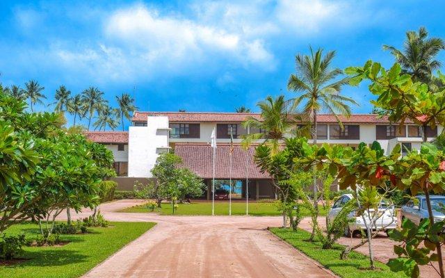 Отель Oak Ray Haridra Beach Resort вид на фасад