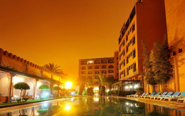 Отель Diwane & Spa Марокко, Марракеш - отзывы, цены и фото номеров - забронировать отель Diwane & Spa онлайн вид на фасад