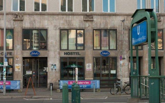 Отель St Christopher's Apartments Германия, Берлин - отзывы, цены и фото номеров - забронировать отель St Christopher's Apartments онлайн вид на фасад