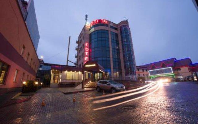 Гостиница Pivdenniy Украина, Львов - отзывы, цены и фото номеров - забронировать гостиницу Pivdenniy онлайн вид на фасад