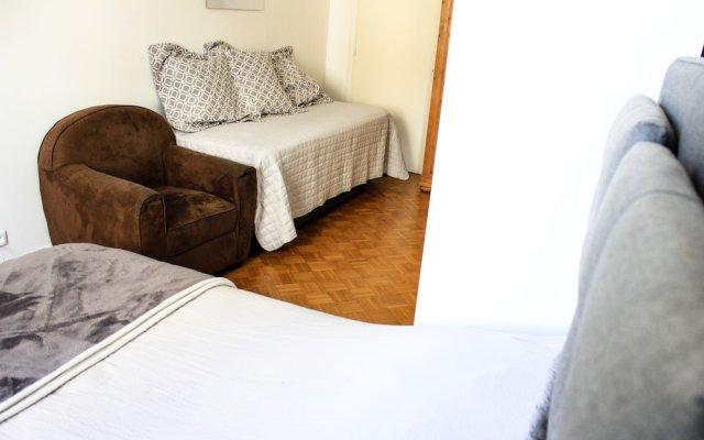 Отель La Pampa Ницца комната для гостей
