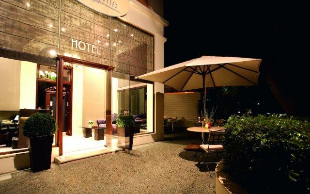 Отель Kefalari Suites Греция, Кифисия - отзывы, цены и фото номеров - забронировать отель Kefalari Suites онлайн вид на фасад