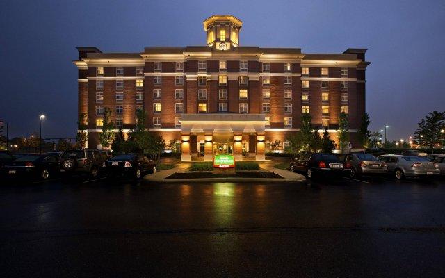 Отель Courtyard Columbus Easton США, Колумбус - отзывы, цены и фото номеров - забронировать отель Courtyard Columbus Easton онлайн вид на фасад