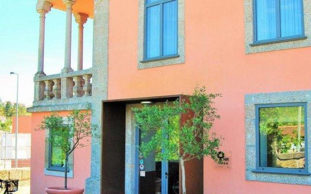 Hotel Quinta da Cruz & SPA вид на фасад