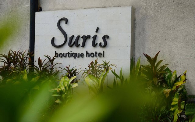 Отель Suris Boutique вид на фасад