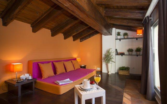 Отель SingularStays Botanico 29 Rooms Испания, Валенсия - отзывы, цены и фото номеров - забронировать отель SingularStays Botanico 29 Rooms онлайн вид на фасад