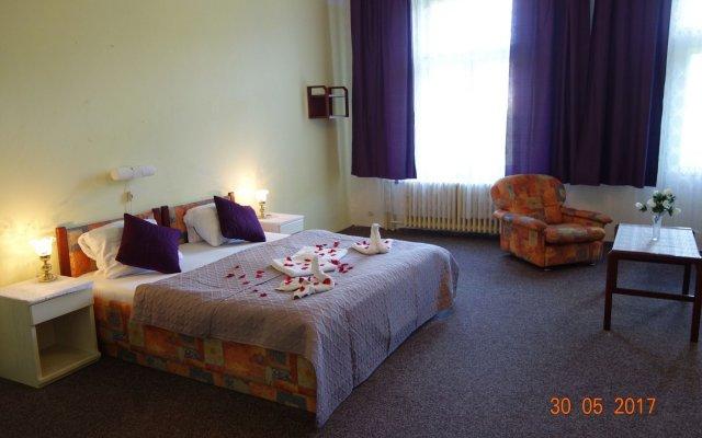Hotel Hana комната для гостей