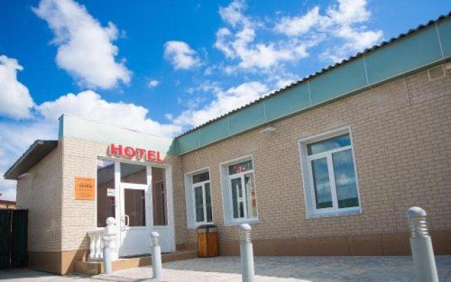 Гостиница Seven в Уссурийске отзывы, цены и фото номеров - забронировать гостиницу Seven онлайн Уссурийск вид на фасад