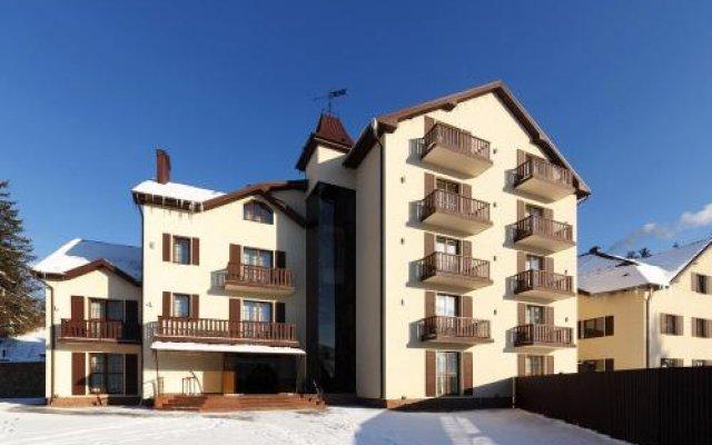 Гостиница GasthauS Украина, Буковель - отзывы, цены и фото номеров - забронировать гостиницу GasthauS онлайн вид на фасад