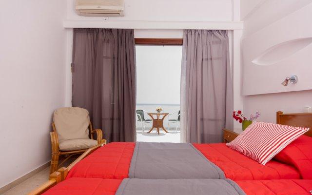 Отель Irini's Rooms Греция, Остров Санторини - отзывы, цены и фото номеров - забронировать отель Irini's Rooms онлайн комната для гостей