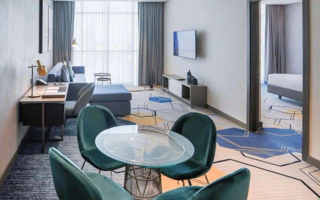 Отель Pullman Sharjah ОАЭ, Шарджа - отзывы, цены и фото номеров - забронировать отель Pullman Sharjah онлайн комната для гостей