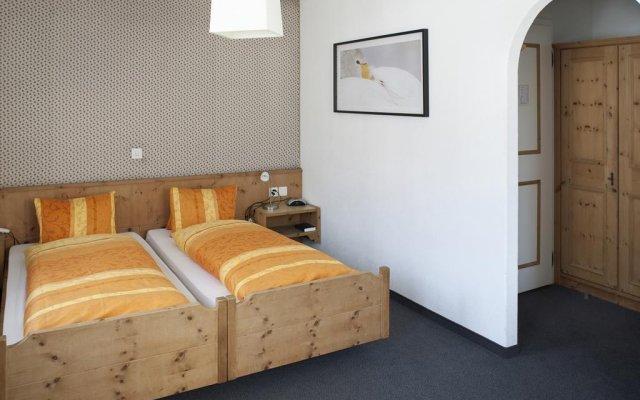 Отель Alte Post Швейцария, Давос - отзывы, цены и фото номеров - забронировать отель Alte Post онлайн комната для гостей