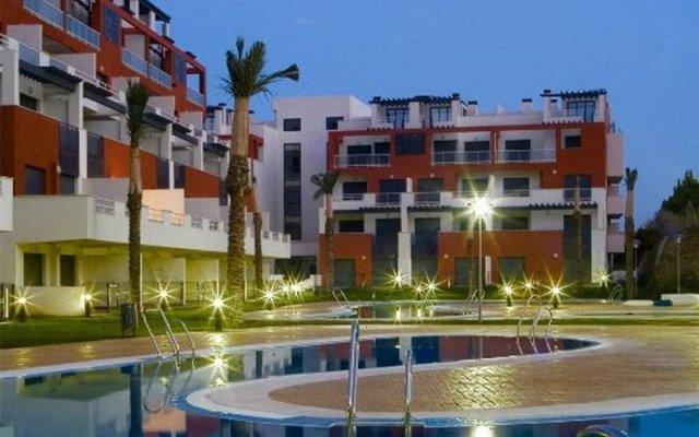Отель Puerto Rey Aparthotel вид на фасад