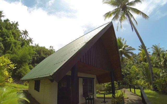 Отель Crusoe's Retreat Фиджи, Вити-Леву - отзывы, цены и фото номеров - забронировать отель Crusoe's Retreat онлайн вид на фасад