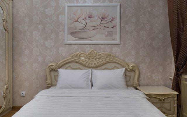 Апартаменты MosApts Apartment at Kiyevskaya комната для гостей