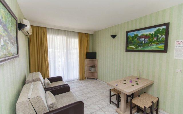 Club Exelsior Турция, Мармарис - отзывы, цены и фото номеров - забронировать отель Club Exelsior онлайн комната для гостей