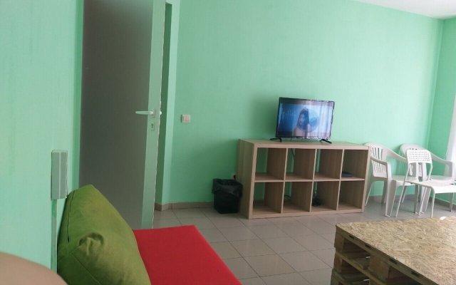 Hashtag Hostel София комната для гостей