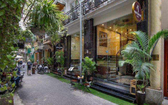 Отель Splendid Star Grand Hotel Вьетнам, Ханой - отзывы, цены и фото номеров - забронировать отель Splendid Star Grand Hotel онлайн вид на фасад