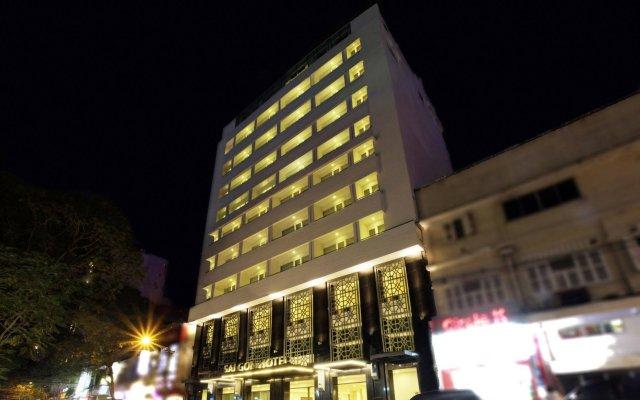 Saigon Hotel вид на фасад