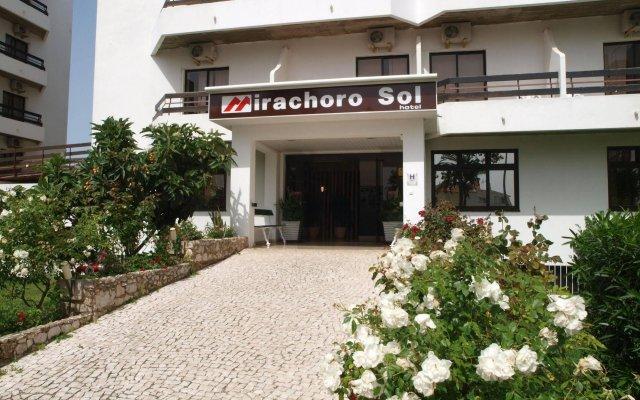 Отель Mirachoro Sol Португалия, Портимао - отзывы, цены и фото номеров - забронировать отель Mirachoro Sol онлайн вид на фасад