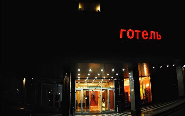 Mir Hotel In Rovno Ровно вид на фасад
