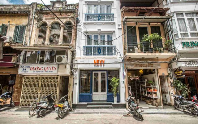 Отель Nexy Hostel Вьетнам, Ханой - отзывы, цены и фото номеров - забронировать отель Nexy Hostel онлайн вид на фасад