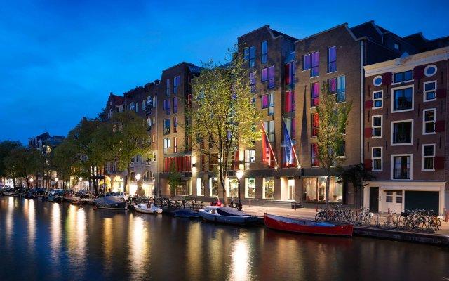 Andaz Amsterdam Prinsengracht - A Hyatt Hotel вид на фасад