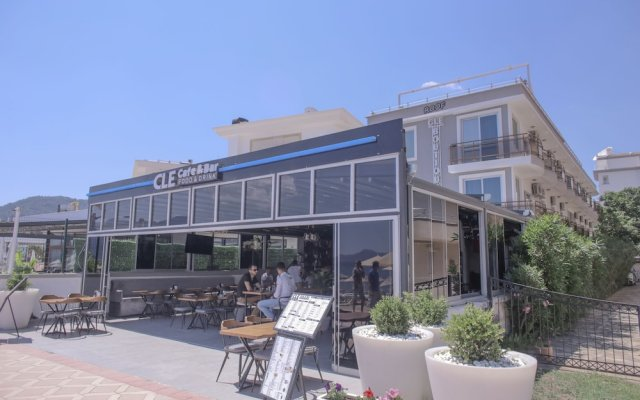 Cle Beach Boutique Hotel вид на фасад